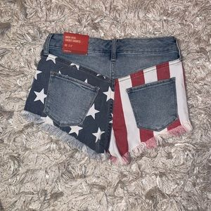NWT USA shorties size 00
